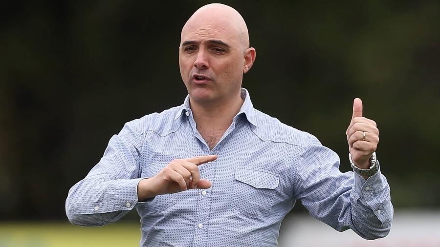 Maurício Galiotte, presidente do Palmeiras - Cesar Greco/Ag. Palmeiras