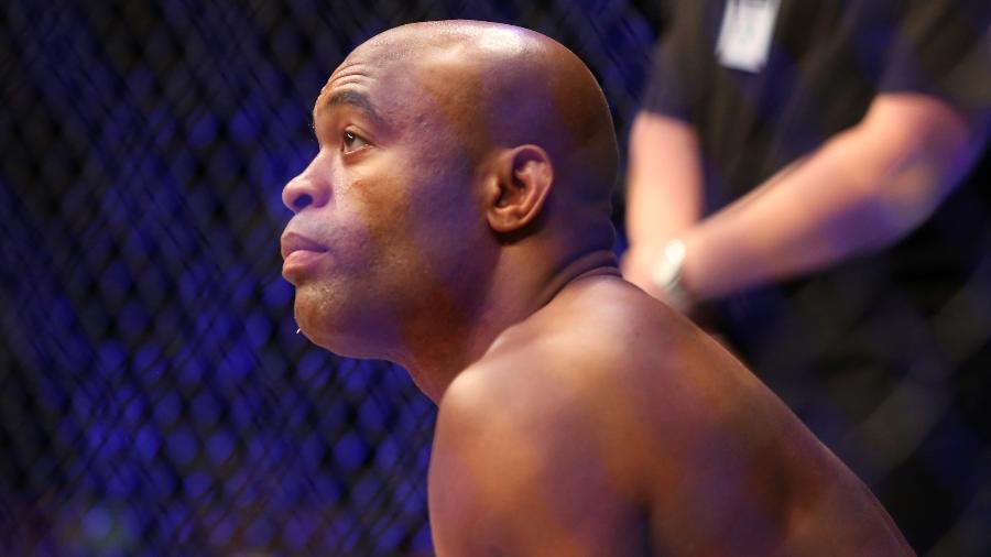 Anderson Silva no UFC 234 - Jon Roberts/ Ag Fight