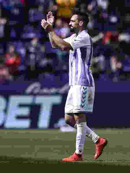 Borja Fernández Valladollid Espanha - Oscar Del Pozo/AFP