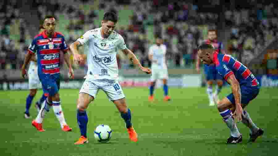 Na partida do primeiro turno, Fortaleza venceu no Castelão por 2 a 1 - Bruno Haddad/Cruzeiro
