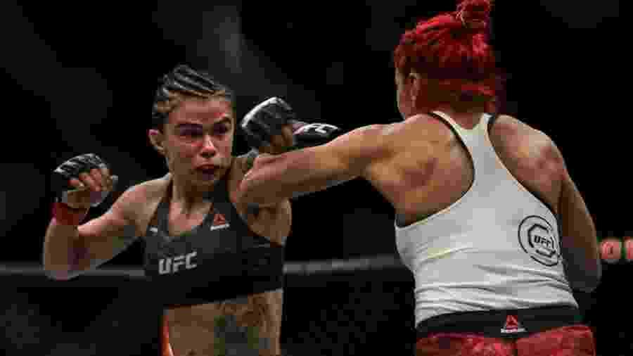 Cláudia Gadelha vence Randa Markos no card preliminar do UFC 239 - Rigel Salazar