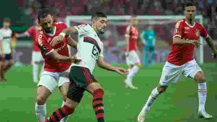 Flamengo Arrascaeta - Alexandre Vidal / Flamengo - Alexandre Vidal / Flamengo