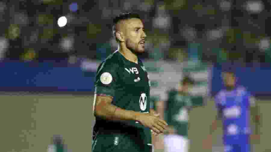 Alan Ruschel não pode defender Goiás contra a Chapecoense por questão contratual  - Heber Gomes/AGIF