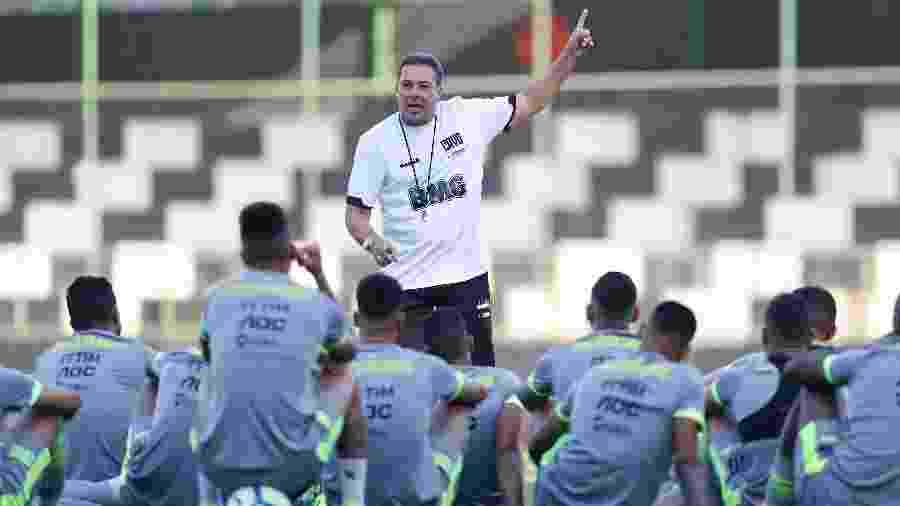 Vanderlei Luxemburgo quer equipe alcançando a melhor colocação possível no Brasileiro - Rafael Ribeiro / Vasco