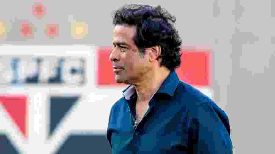 Raí completa dois anos como diretor-executivo de futebol do São Paulo neste mês - Marcello Zambrana/AGIF