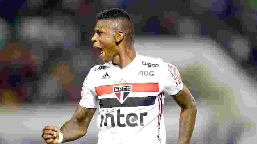 Arboleda desfalca o São Paulo em partida diante do Fortaleza, pela ida das oitavas de final da Copa do Brasil - Thiago Calil/AGIF