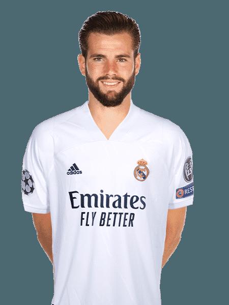 Nacho tem sido pouco aproveitado no Real Madrid - Divulgação/Site oficial do Real Madrid