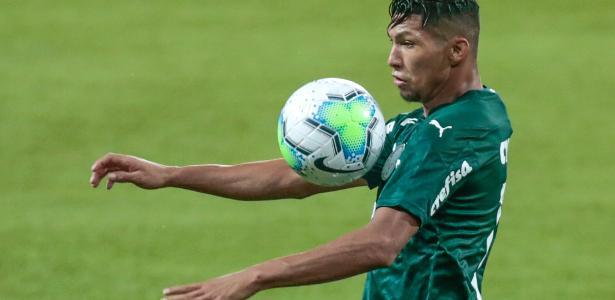Rony encara maratona do Palmeiras e busca protagonismo no Dérbi pela 1ª vez