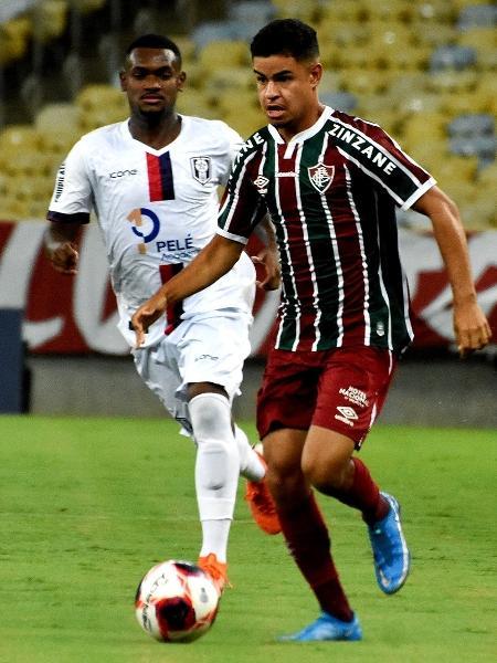 Miguel tinha contrato com o Fluminense até junho de 2022 - Mailson Santana/Fluminense FC