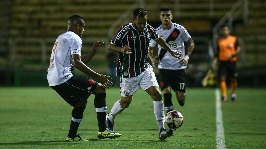 Fluminense e Vasco disputaram clássico em Volta Redonda (RJ) pela 7ª rodada do Campeonato Carioca - Lucas Merçon / Flickr do Fluminense