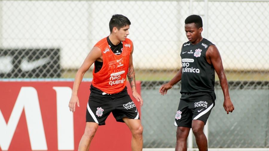 Dificuldade de Cazares em alcançar sua melhor forma física pesou na decisão do Corinthians  - Rodrigo Coca/ Ag. Corinthians