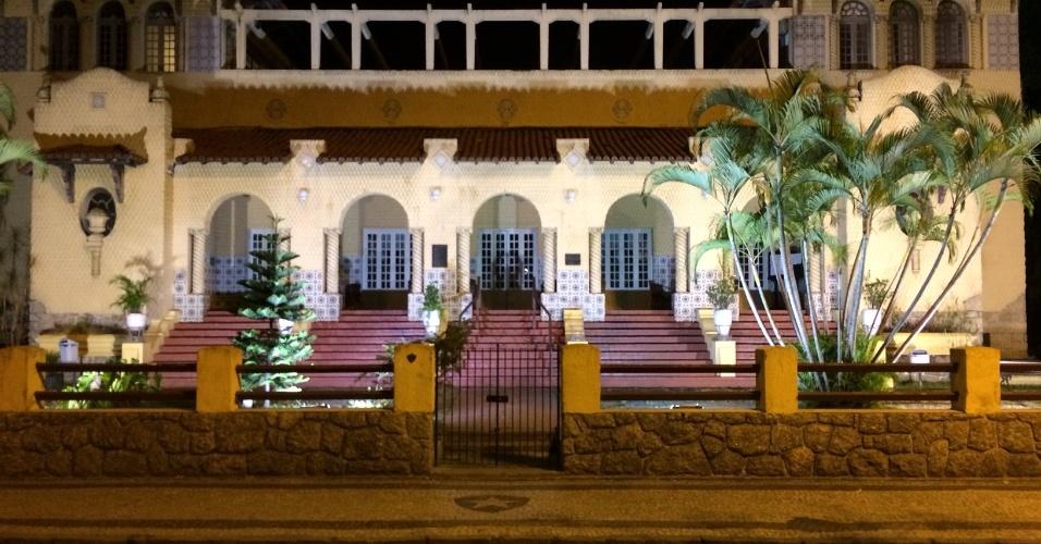 General Severiano, sede do Botafogo, não tinha fila no início da madrugada