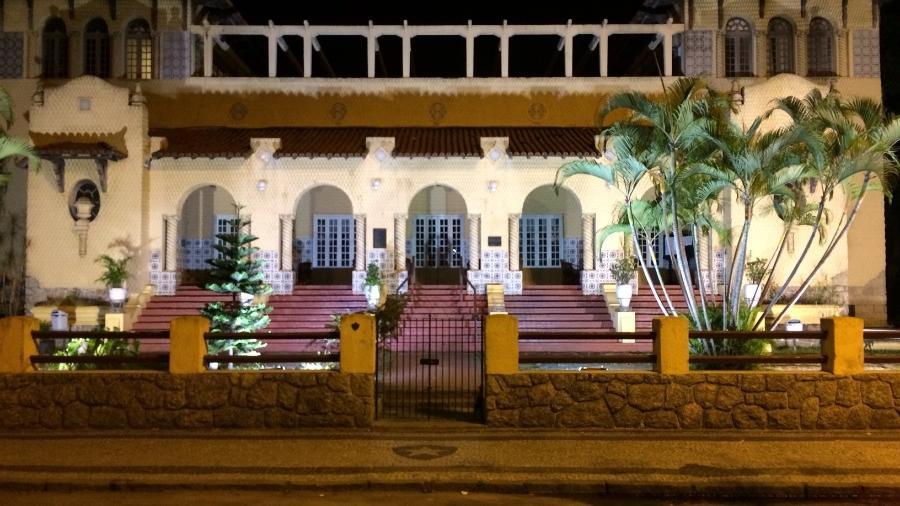 General Severiano, sede do Botafogo, fica na Zona Sul do Rio de Janeiro  - Bruno Braz / UOL Esporte