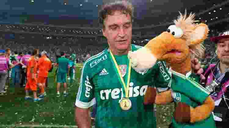 Cuca Palmeiras - Rubens Cavallari/Folhapress - Rubens Cavallari/Folhapress