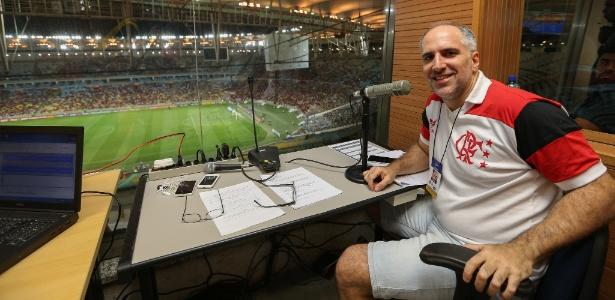 Antonio Tabet, conhecido como Kibe Loco, deve deixar a comunicação do Flamengo