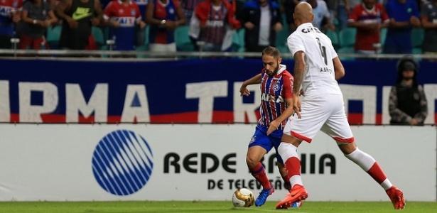 Régis é o destaque do Bahia na temporada 2017 e interessa ao Cruzeiro