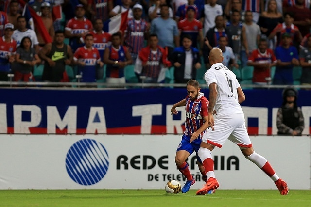 Régis é o destaque do Bahia na temporada 2017