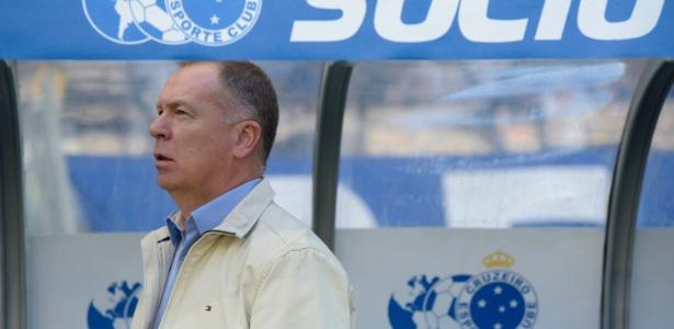 Mano Menezes evita falar sobre renovação com o Cruzeiro