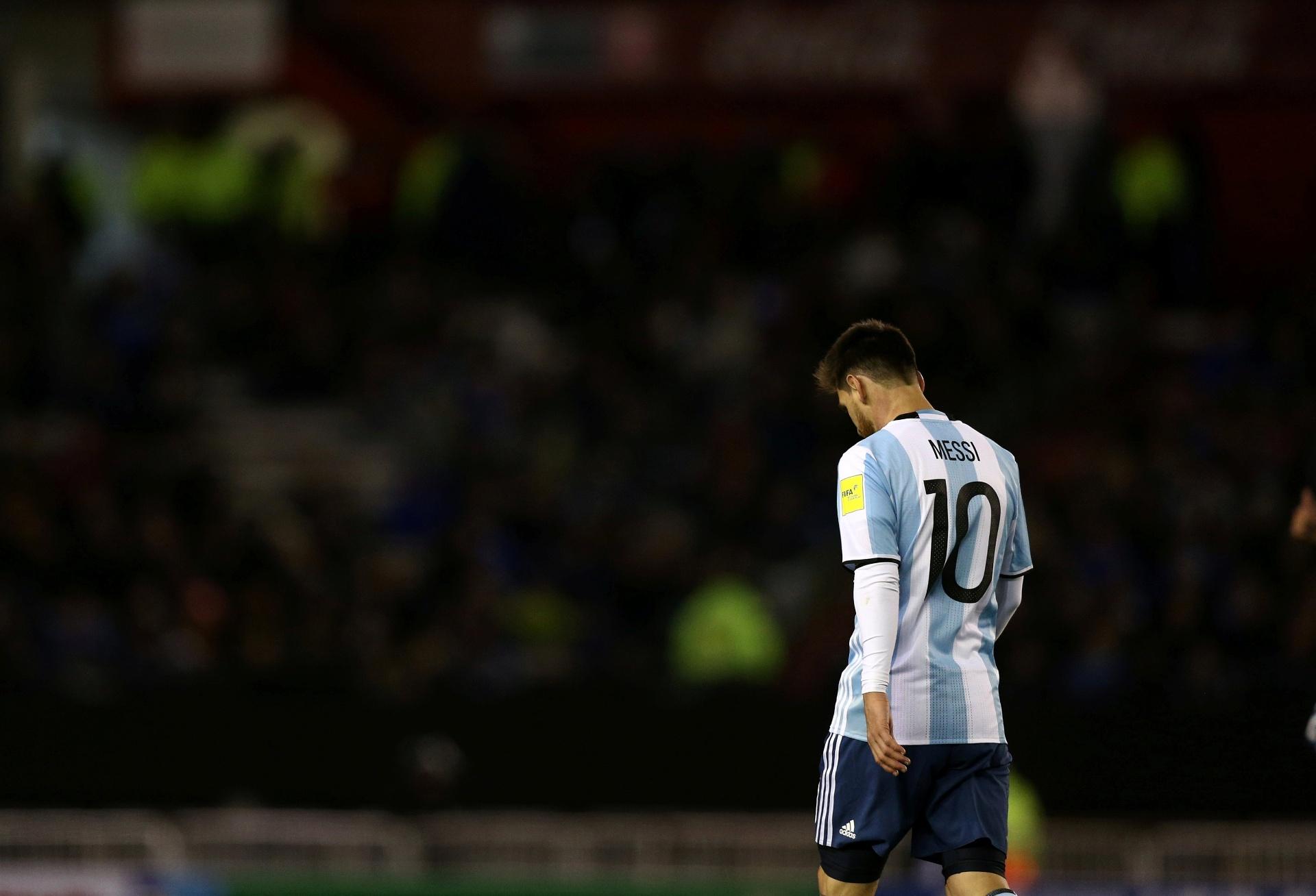 Argentina e Holanda encabeçam lista de grandes que podem ficar fora da Copa  - 05 10 2017 - UOL Esporte 34c1529156d32