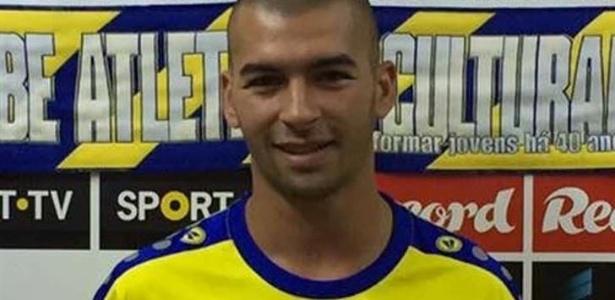 André Leão atuou no CAC Pontinha até a temporada 2016/2017