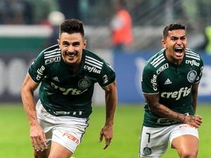 6d5300e7b61b8 Palmeiras x São Paulo  Verdão ostenta 100% de aproveitamento contra rival  no Allianz