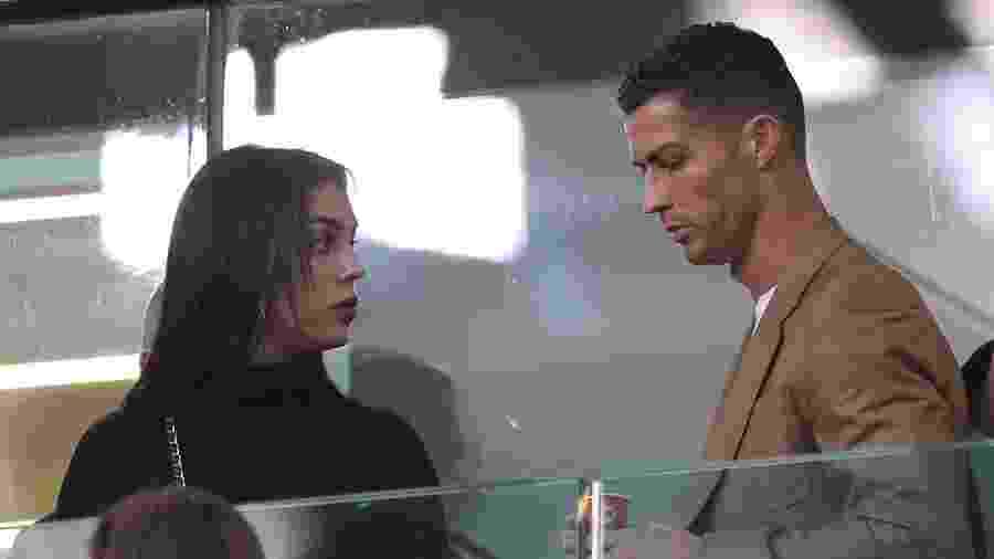 C. Ronaldo se refugia com namorada em Lisboa e tenta preservar imagem beb8e1ff66f7f