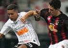 Fã de Romero, paraguaio do Lara se emociona por estar na Arena Corinthians - Daniel Vorley/AGIF