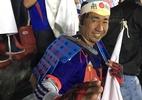 Japoneses atravessam o mundo para acompanhar seleções no Brasil e na França - José Eduardo Martins/UOL