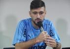 Arrascaeta agradece carinho de flamenguistas antes de decisão pelo Uruguai - Gabriel Carneiro/UOL Esporte