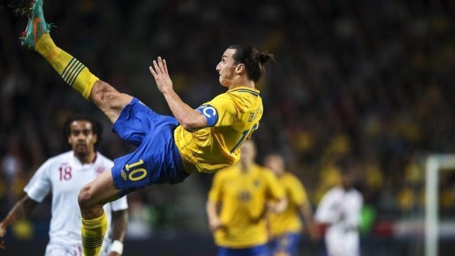 Ibrahimovic é convocado pela seleção sueca para as Eliminatórias Europeias da Copa do Mundo de 2022 - PA