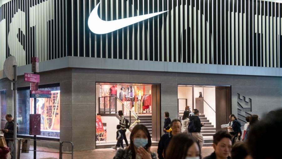 Nike ficou à frente de marcas como Adidas e Zara - Barcroft Media via Getty Images