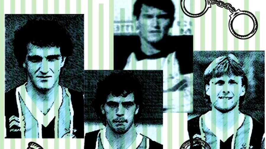 Cuca foi um dos envolvidos em episódio de violência de jogadores do Grêmio contra jovem suíça  - Reprodução/Revista Placar