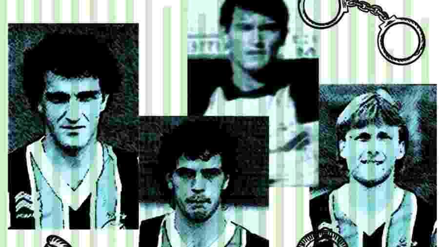 Cuca foi um dos envolvidos em acusação de violência de jogadores do Grêmio contra jovem suíça  - Reprodução/Revista Placar