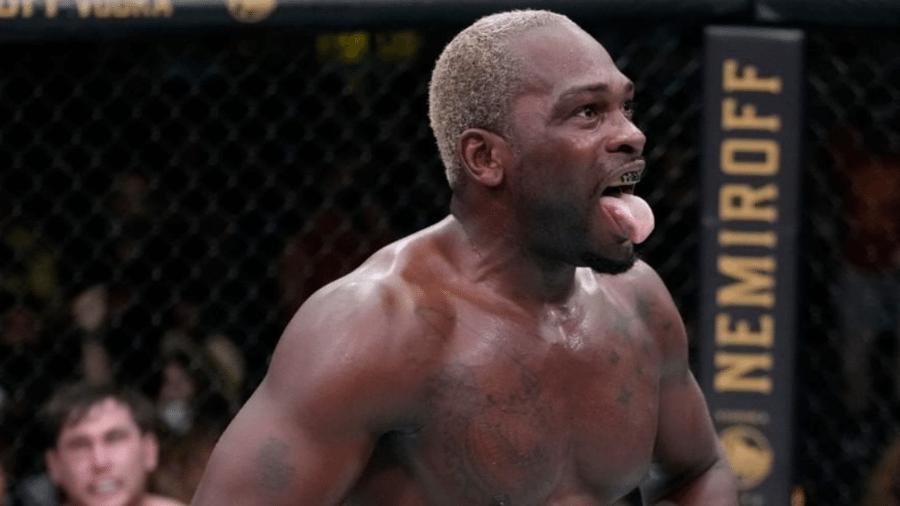 Derek Brunson venceu o card principal do UFC Vegas 36 - Reprodução/Instagram