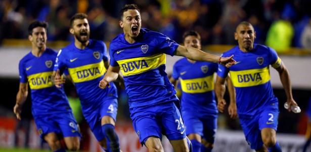 Boca Juniors nunca foi rebaixado na Argentina
