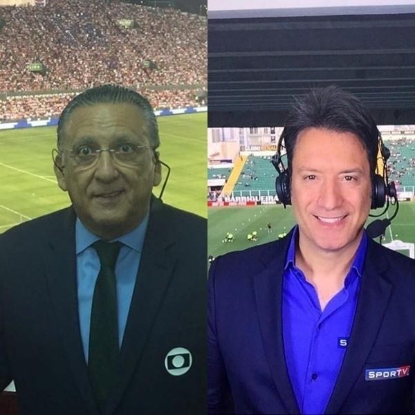 O melhor e o pior narrador do futebol brasileiro na opinião dos boleiros