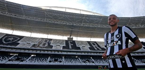 Twitter/Botafogo/Divulgação