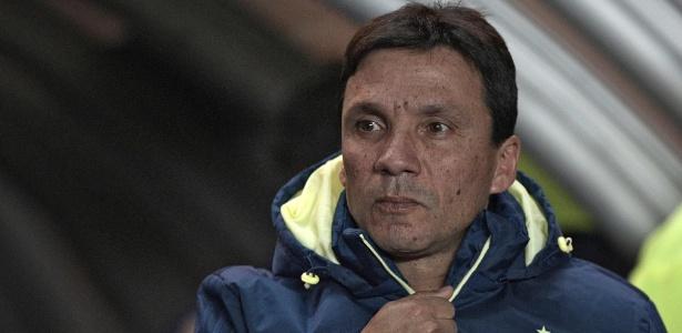 Zé Ricardo comanda o Flamengo contra o San Lorenzo: mais uma eliminação