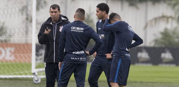 Corinthians de Cariile perdeu apenas duas partidas na temporada 2017