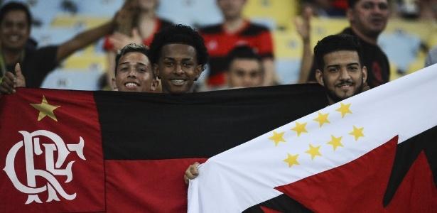 MP-RJ pedirá que clássico entre Flamengo e Vasco seja realizado no Maracanã - Armando Paiva/AGIF