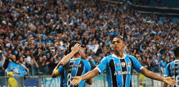 Pedro Rocha foi baixa do Grêmio na janela, mas outros seis também foram sondados - Silvio Ávila/EFE