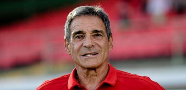 Paulo Cesar Carpegiani está há quatro jogos no comando do Flamengo - Thiago Ribeiro/AGIF