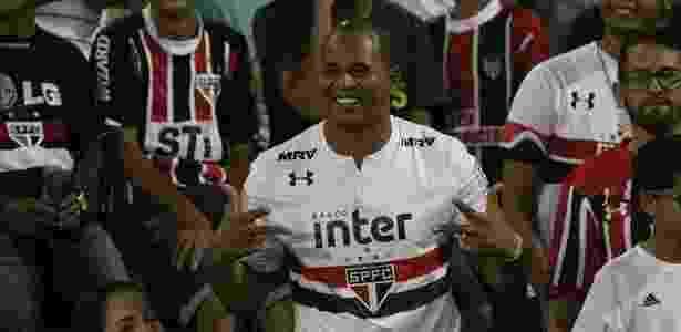 Campeão mundial de 2005, Aloísio Chulapa participa de evento neste sábado - Rubens Chiri/São Paulo