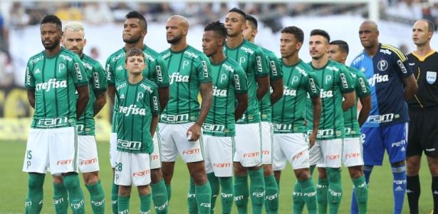 Palmeiras somou apenas dois pontos nos últimos três jogos da temporada - Cesar Greco/Ag Palmeiras