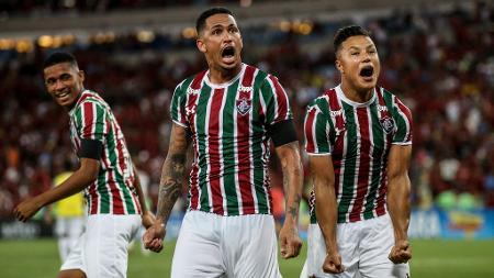 Lucas Merçon/Fluminense