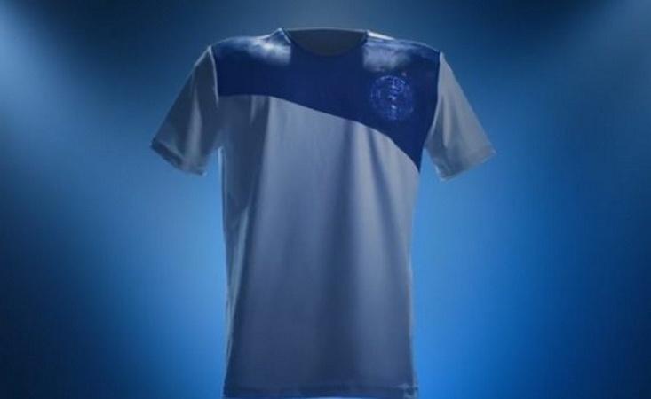 Camisa camuflada criada pelo Bahia como campanha contra violência
