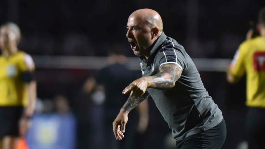 Jorge Sampaoli  - Ivan Storti/Santos FC