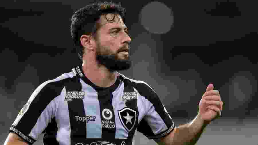 Joao Paulo foi vendido pelo Botafogo para time dos Estados Unidos e recolou diretoria no mercado da bola - Thiago Ribeiro/AGIF