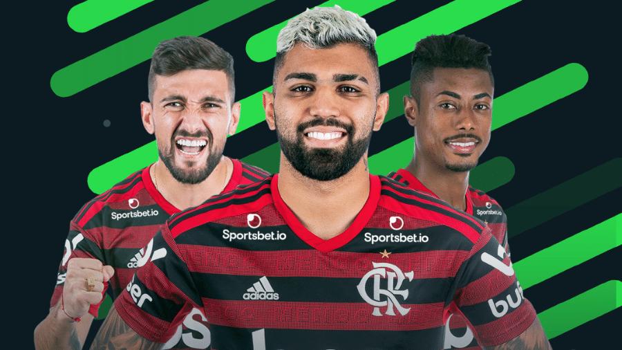 Flamengo e Sportsbet.io anunciaram que vão expandir a parceria - Reprodução site oficial