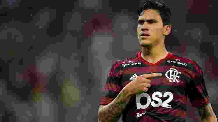 Pedro, do Flamengo - Thiago Ribeiro/AGIF - Thiago Ribeiro/AGIF